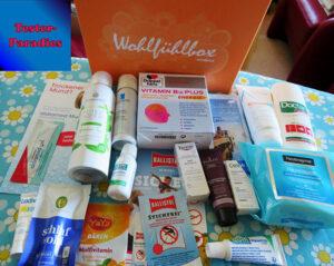 Medpex Wohlfühlbox weist den Sommer willkommen